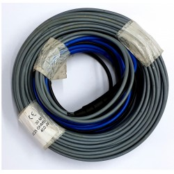Electric Radiant Floor Cable - 400 W