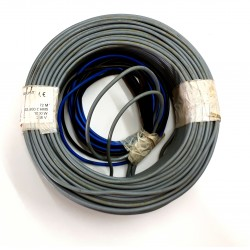 Electric Radiant Floor Cable - 1000 W