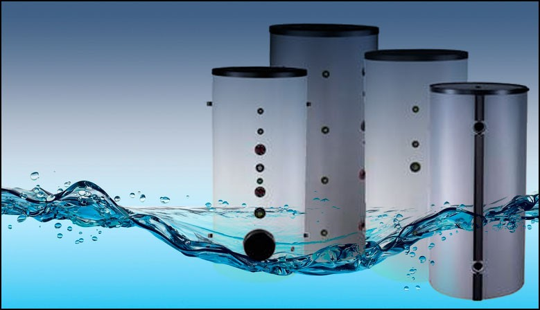 Hot Water Buffer Tanks